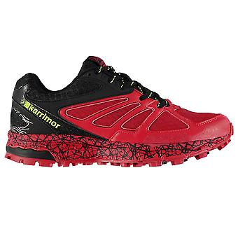 Karrimor Kids Boys Tempo 5 Trail Running Shoes Runners Lace Up Breathable Mesh