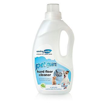 Pet Guard Hard Floor Cleaner 1 Litre