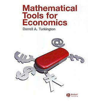 Mathematical Tools for Economics by Darrell A. Turkington - 978140513