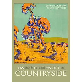 Poemas favoritas da zona rural de Samuel Carr - Jo Bell - 9781849