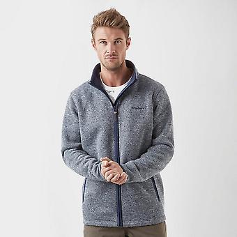 Brasher Men's Windemere Full-Zip Fleece