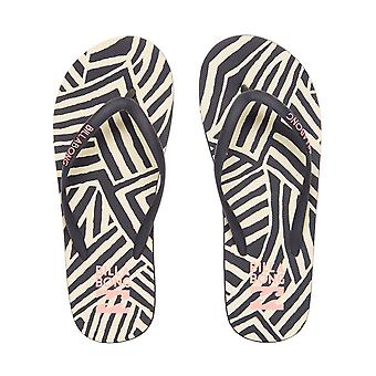 Billabong svart Pebble Dama Womens Flip Flop
