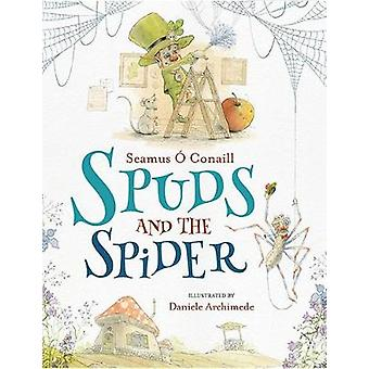 Spuds and the Spider by Seamus O Conaill - 9780717179954 Book