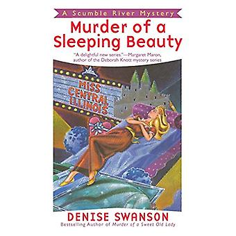 Murder of a Sleeping Beauty (Scumble River Mysteries)