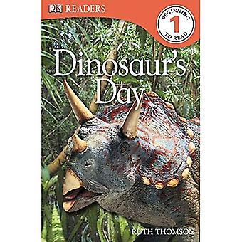 Dinosaur's Day (DK Readers Series)
