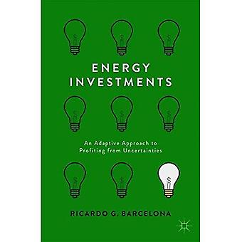 Energy Investments: An�Adaptive Approach to Profiting�from Uncertainties