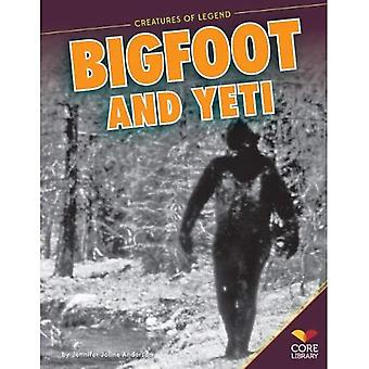 Bigfoot and Yeti (Creatures of Legend)