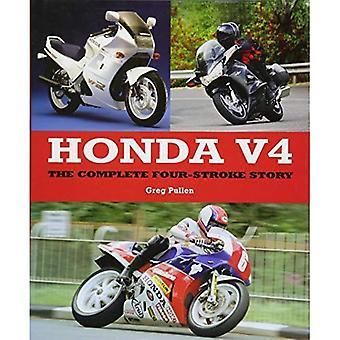 Honda V4: La quattro tempi completa storia (storia completa)