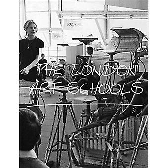 London konst skolar: Reformera konstvärlden, 1960 till nu