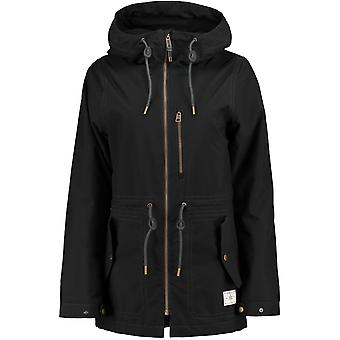 Oneill Black Out Eyeline Womens Snowboarding Jacket