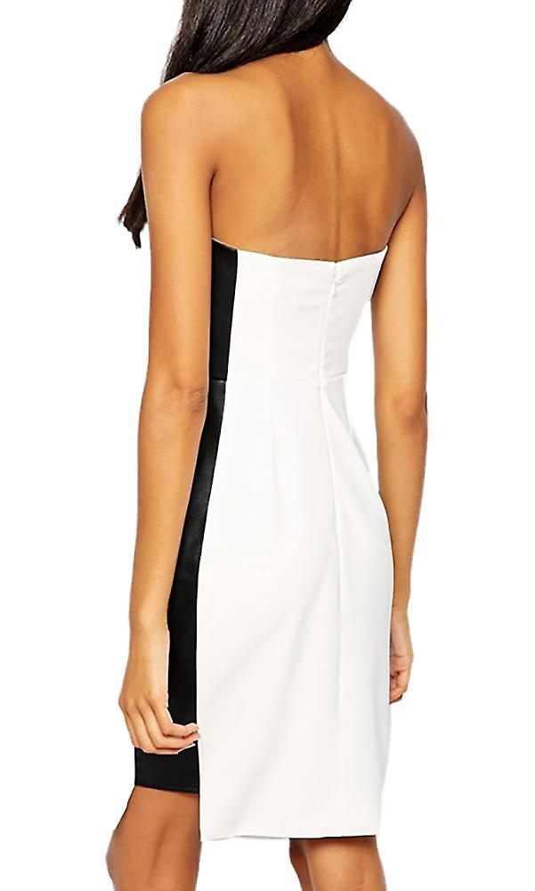 Waooh - dress strapless two-tone Liaz