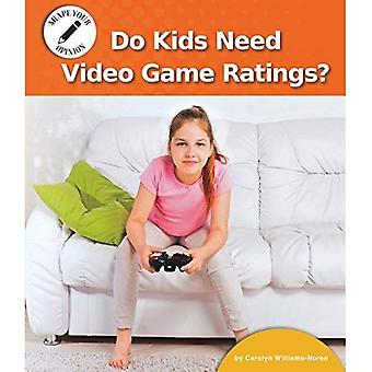Do Kids Need Video Game Ratings? (Shape Your Opinion)