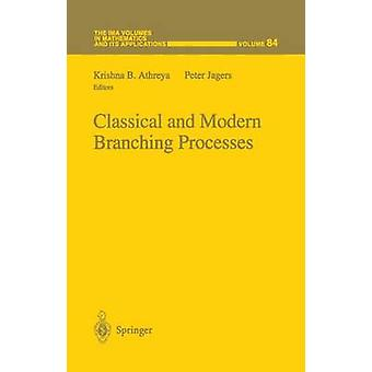 Classical and Modern Branching Processes by Athreya & Krishna B.
