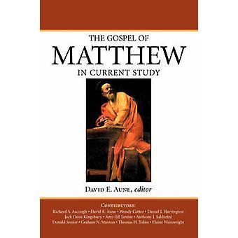 L'Évangile de Matthieu en cours étude études à la mémoire de William G. Thompson S.J. par Aune & E. David
