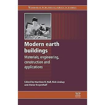 Moderna jorden byggnader materialteknik konstruktioner och tillämpningar av Hall & Matthew