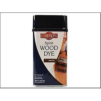 SPIRIT WOOD DYE DARK OAK 1 LITRE