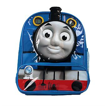 Thomas & Friends 3D Pockets Blue Children's Backpack