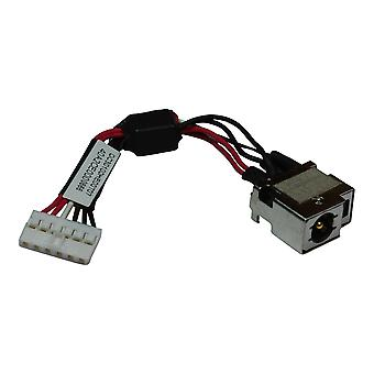 HP Folio 13-1017tu Compatible Laptop DC Jack Socket With Cable