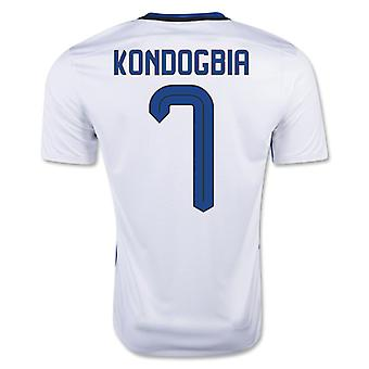 2015-16 Inter Milan Away Shirt (Kondogbia 7) - Kids