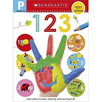 Pre-K Skills Arbeitsbuch: 123 (Scholastic Early Learners)