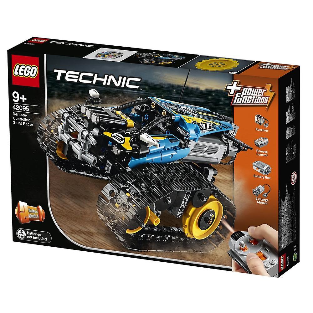 LEGO Technic 42095 télécommandée Stunt Racer RC