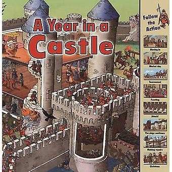 A Year in a Castle by Rachel Coombs - 9781580137966 Book