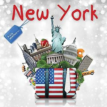 New York by Amy Allatson - 9781786370556 Book