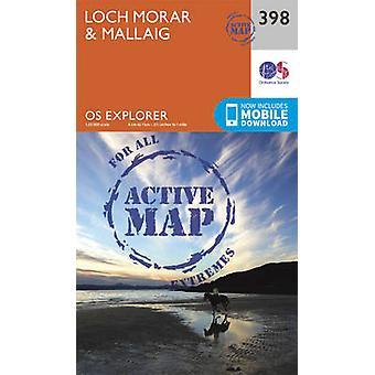 Loch Morar and Mallaig (September 2015 ed) by Ordnance Survey - 97803