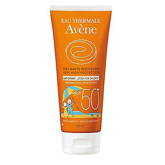 Avene Very High Protection Lotion for Children SPF50+ 100ml
