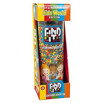 Paul Lamond Find It Kids World Edition Puzzle Game