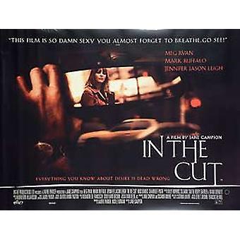 In The Cut Original Cinema Poster