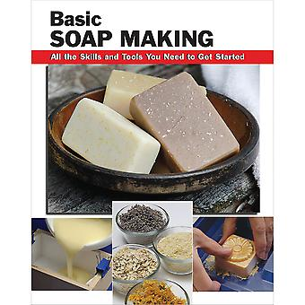 Stackpole Books-Basic Soap Making STB-73573