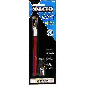 X Acto Axent Knife with Cap Red X3036
