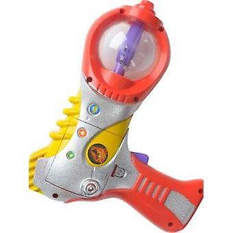 Smiffys Space Gun Assorted Colours Flashing And Sound Includes Batteries (Costumes)
