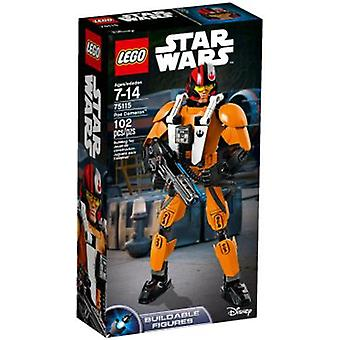 Lego 75115 Poe Dameron (Toys , Constructions , Characters And Animals)