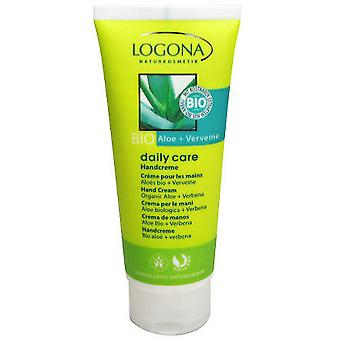 Logona Verbena Hand Cream Daily (Vrouwen , Cosmetica , Body , Hands and feet , Hydration)