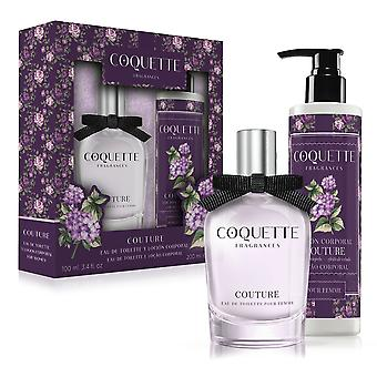 Coquette In September Couture Edt 100 Ml + Lotion 200 Ml