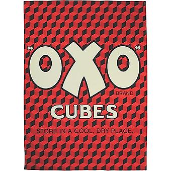 Oxo Cubes Tea Towel (hb)