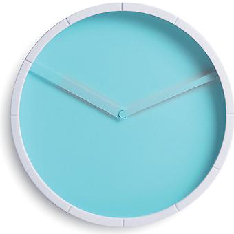 Blue Lexon Glow Clock