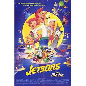 Jetsons l'affiche du film Movie (11 x 17)