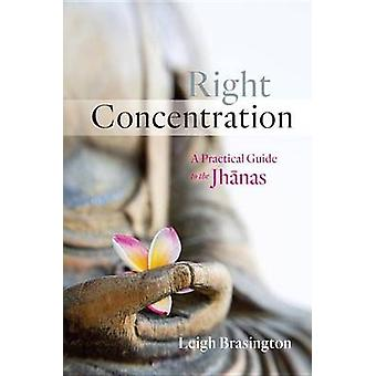 Right Concentration by Leigh Brasington