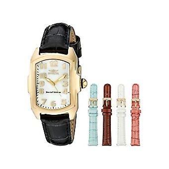 Invicta 13834 Gold Plated Stainless Mother Of Pearl