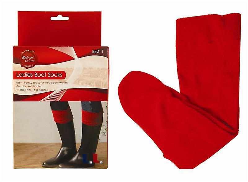 Ladies Boot Socks