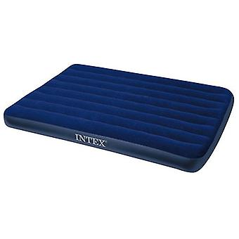 Intex Double Air Bed (Garden , Camping , Material)