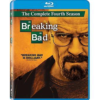 Breaking Bad: Season 4 [BLU-RAY] USA import