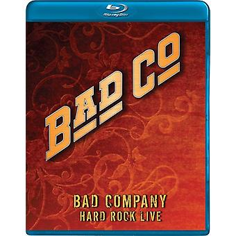 Bad Company - Hard Rock Live [BLU-RAY] USA import