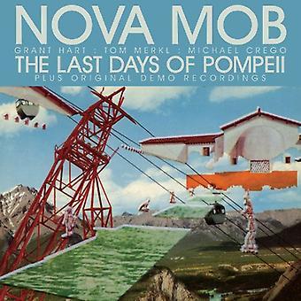 Nova Mob - Last Days of Pompeii [Vinyl] USA import