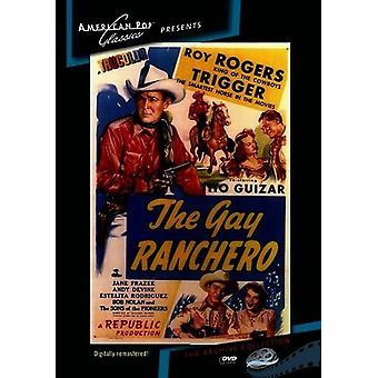 Gay Ranchero [DVD] USA import