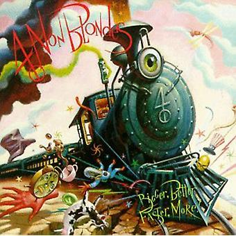 4 Non Blondes - Bigger Better Faster More! [CD] USA import