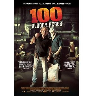 100 Bloody Acres [DVD] USA import